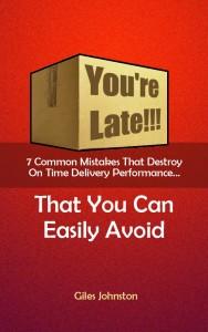 You're Late - OTIF Guide
