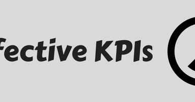Effective KPIs