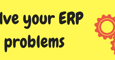 Solve your ERP problems