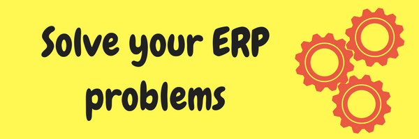 Solve Your ERP Problems and Deliver On Time