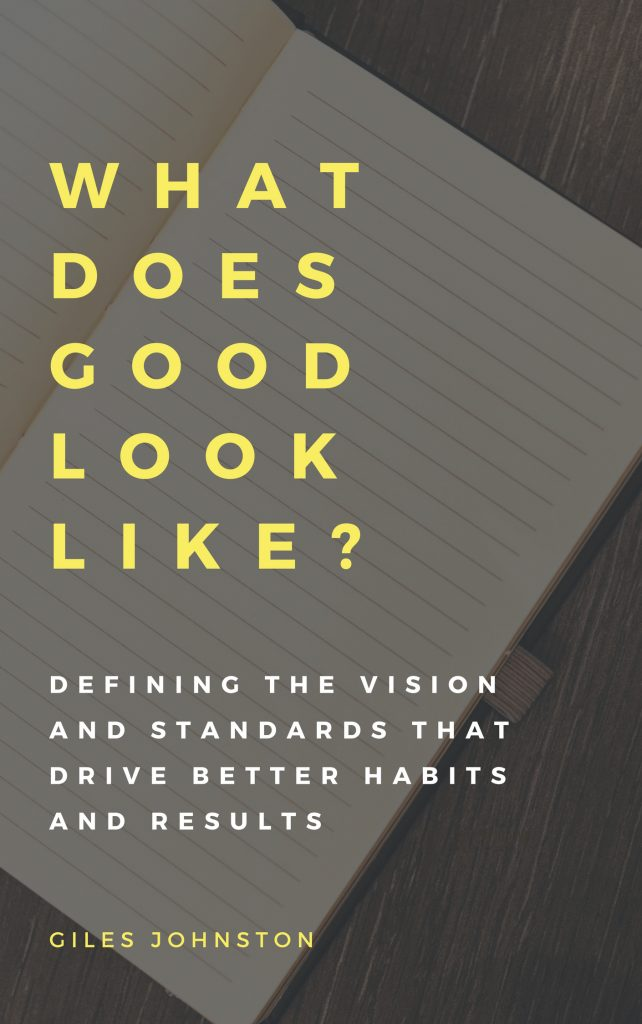 what does good look like - business visions