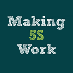 """Making 5S Work"" – it's just arrived!"