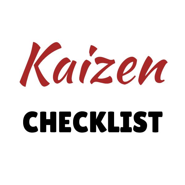 Kaizen system